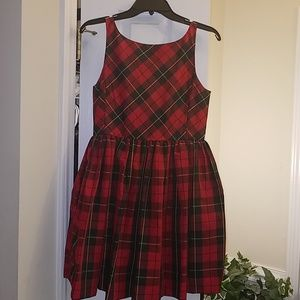Girls dress. Holiday dress